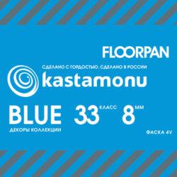 Floorpan Blue